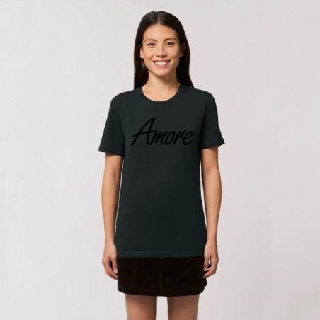 Organic Amore T-Shirt (unisex) black, Stanley & Stella