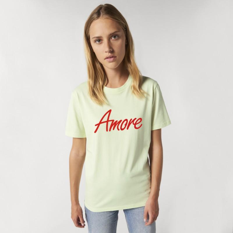 Organic Amore T-Shirt (unisex) stem green, Stanley & Stella