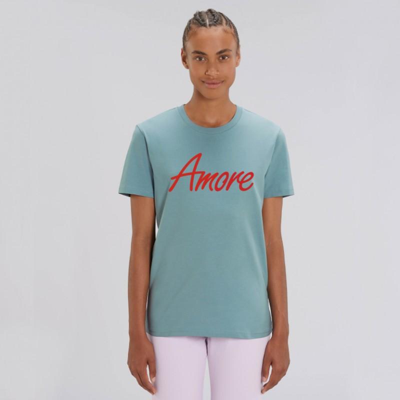 Organic Amore T-Shirt (unisex) citadel blue, Stanley & Stella