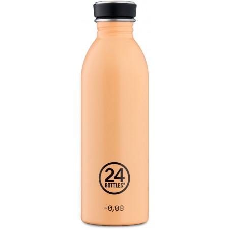 """24Bottles """"Urban Bottle"""" Flasche, 500ml, Peach Orange"""