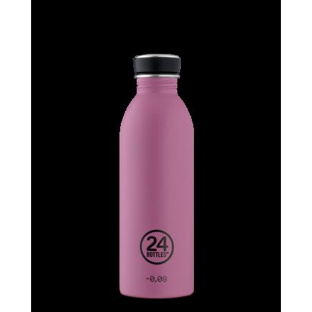 """24Bottles """"Urban Bottle"""" Flasche, 500ml, Mauve"""