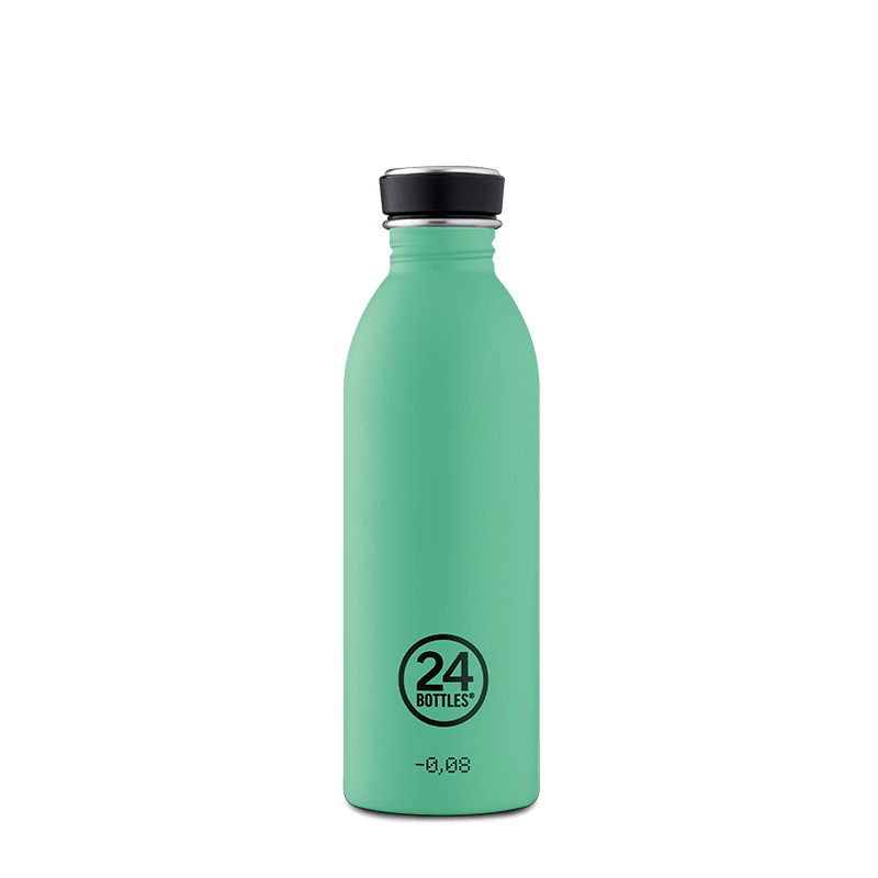 "24Bottles ""Urban Bottle"" Flasche, 500ml, Mint"