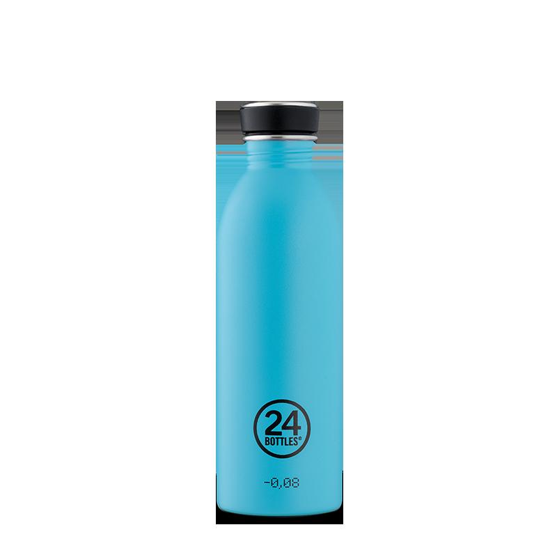 "24Bottles ""Urban Bottle"" Flasche, 500ml, Lagoon Blue"