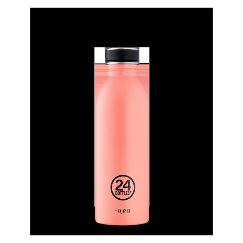 """24Bottles """"Urban Bottle"""" Flasche, 500ml, Blush Rose"""
