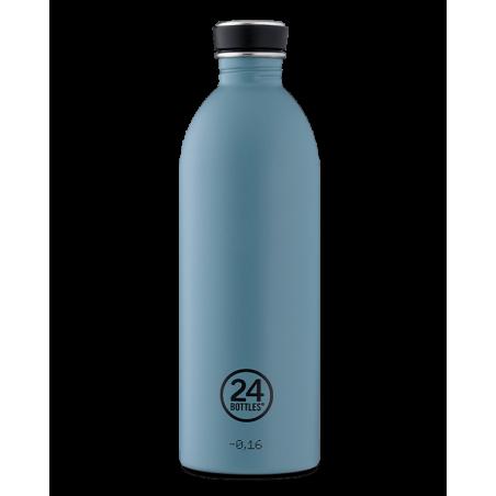 """24Bottles """"Urban Bottle"""" Flasche, 1L, Powder Blue"""