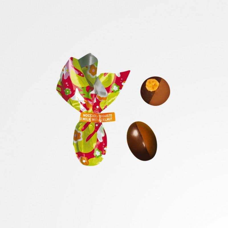 Mini-Ostereier mit Haselnuss von Venchi