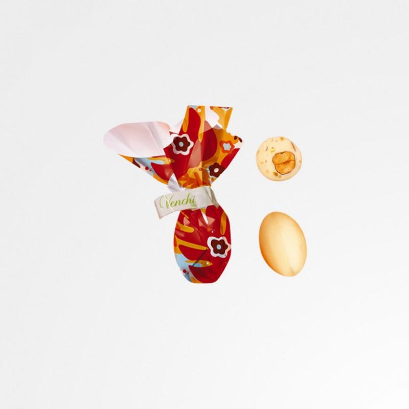 Mini-Ostereier mit gesalzenen Nüssen von Venchi