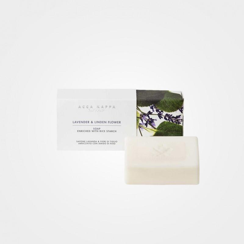 Acca Kappa Lavender & Linden Flower Seife (150g)