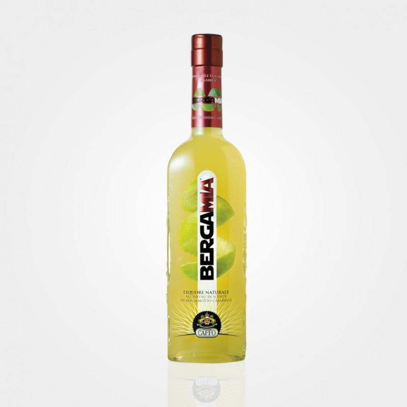 Bergamia Bergamotte-Likör von Caffo