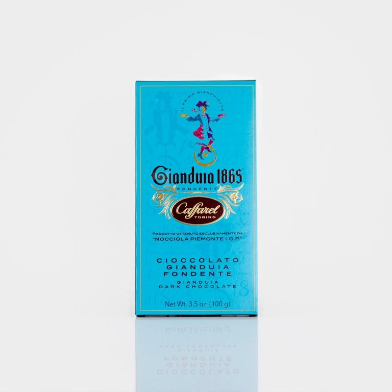 Caffarel Gianduia-Schokolade Zartbitter