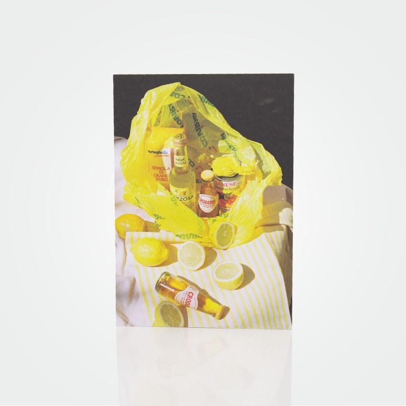 "Postkarte ""Giallo"" von Dennis Eichmann"