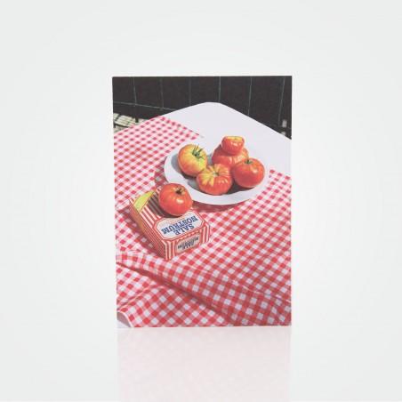 """Postkarte """"Rosso"""" von Dennis Eichmann"""