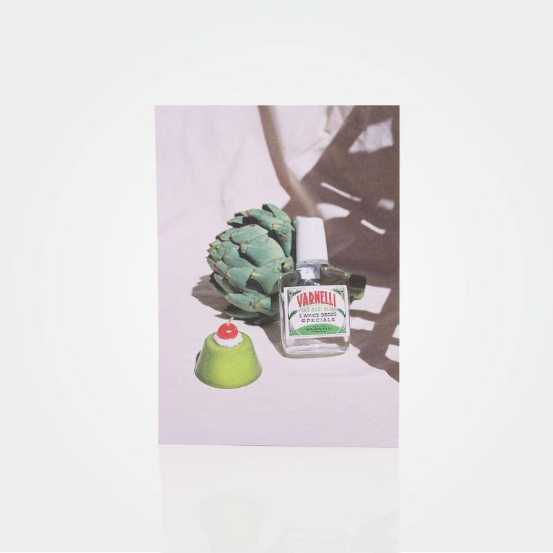 """Postkarte """"Verde"""" von Dennis Eichmann"""