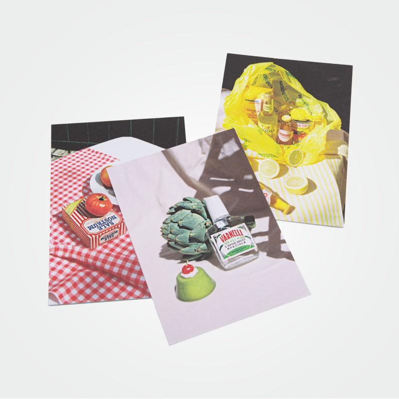 Postkartenset von Dennis Eichmann
