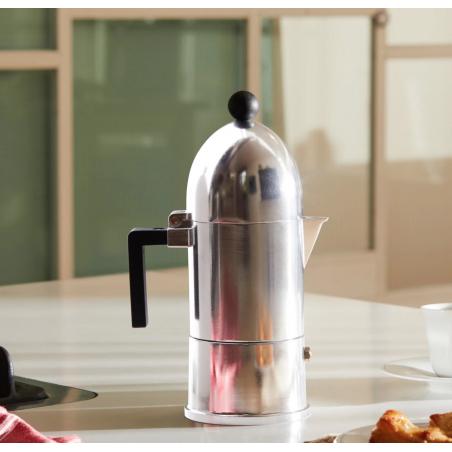 """""""La cupola"""" Espressokocher von Alessi. Design:Aldo Rossi"""