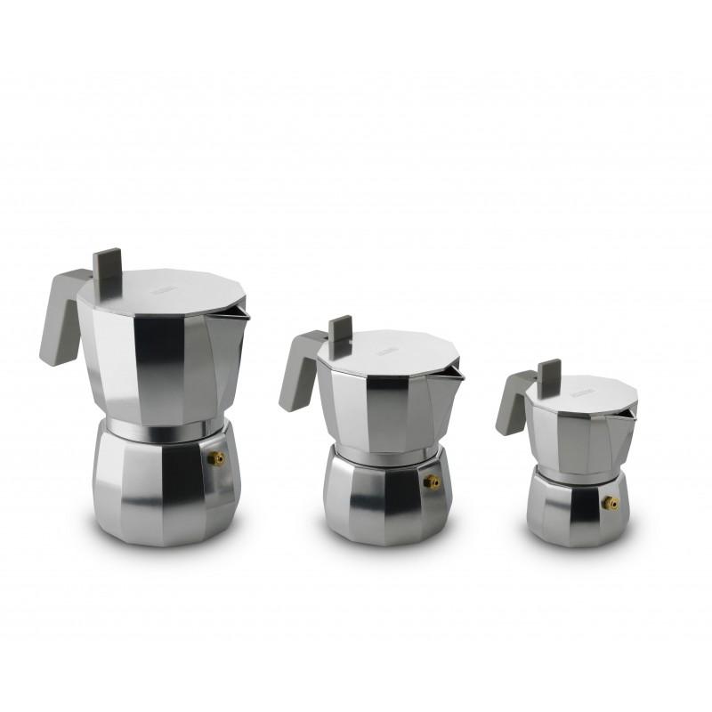 """""""Moka"""" Espressokocher von Alessi. Design:David Chipperfield"""