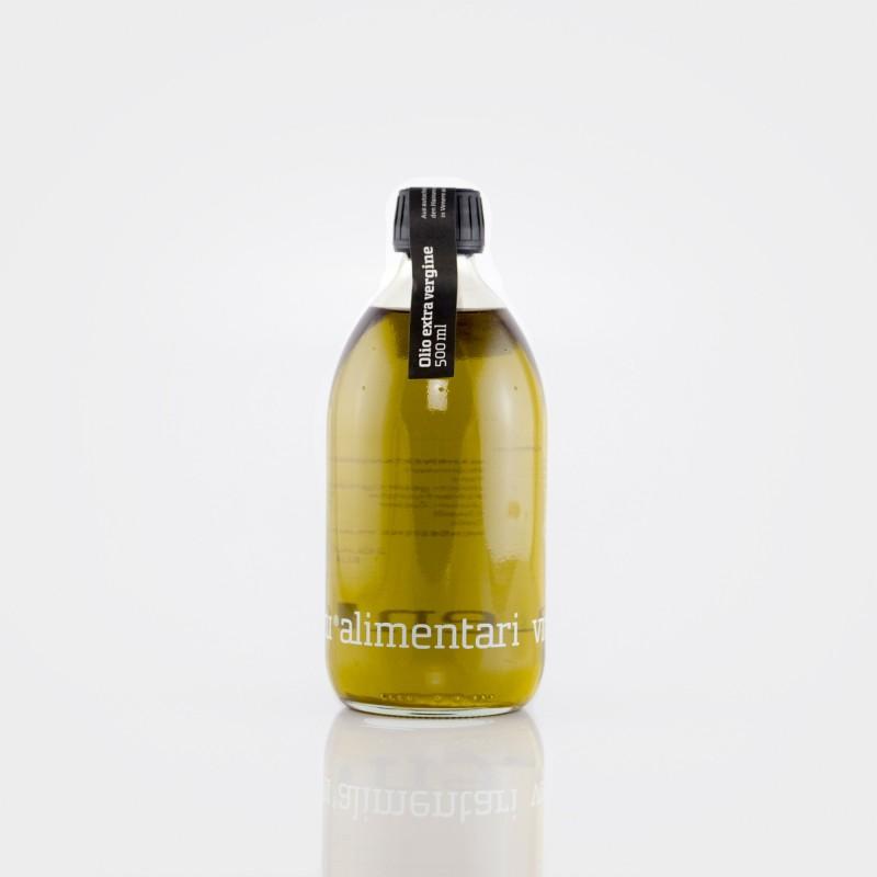 Natives Olivenöl extra aus den Abruzzen