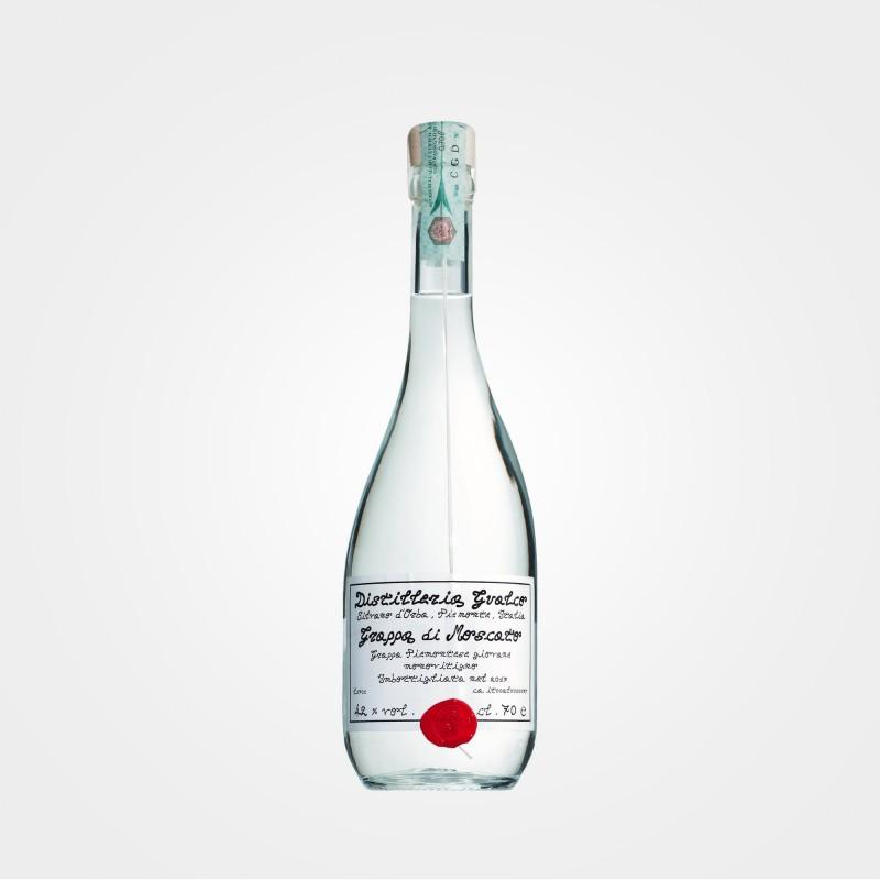 Grappa di Moscato von Distilleria Gualco, 700ml