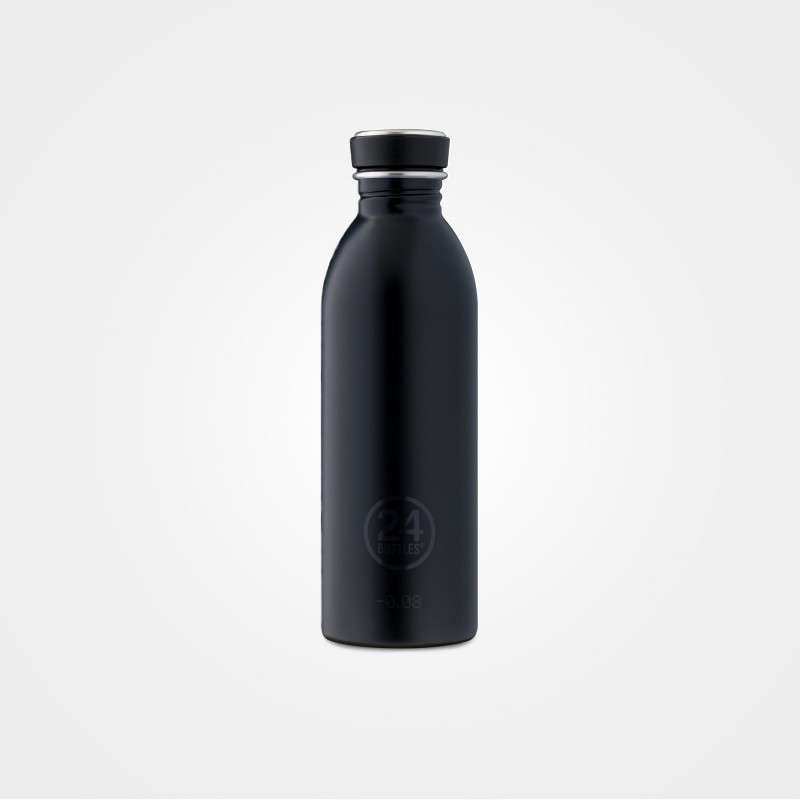 "24Bottles ""Urban Bottle"" Flasche, 500ml, Tuxedo Black"