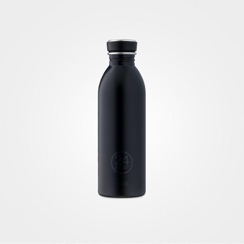 "24Bottles ""Urban Bottle"" Flasche, 500ml, Tuxedo Black"