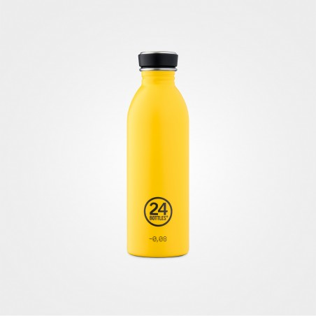 """24Bottles """"Urban Bottle"""" Flasche, 500ml, Taxi Yellow"""