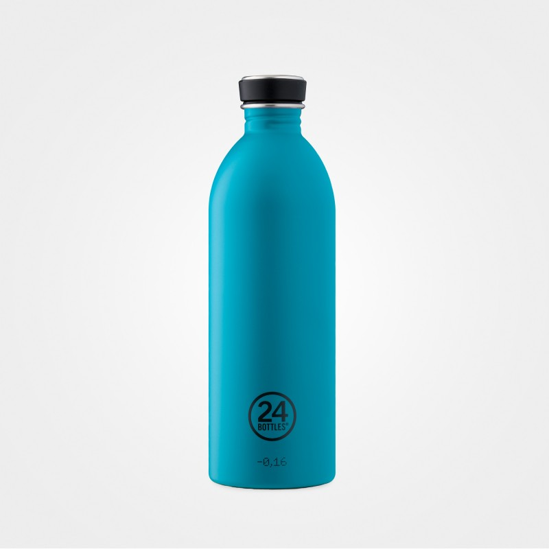 "24Bottles ""Urban Bottle"" Flasche, 1000ml, Stone Atlantic Bay"