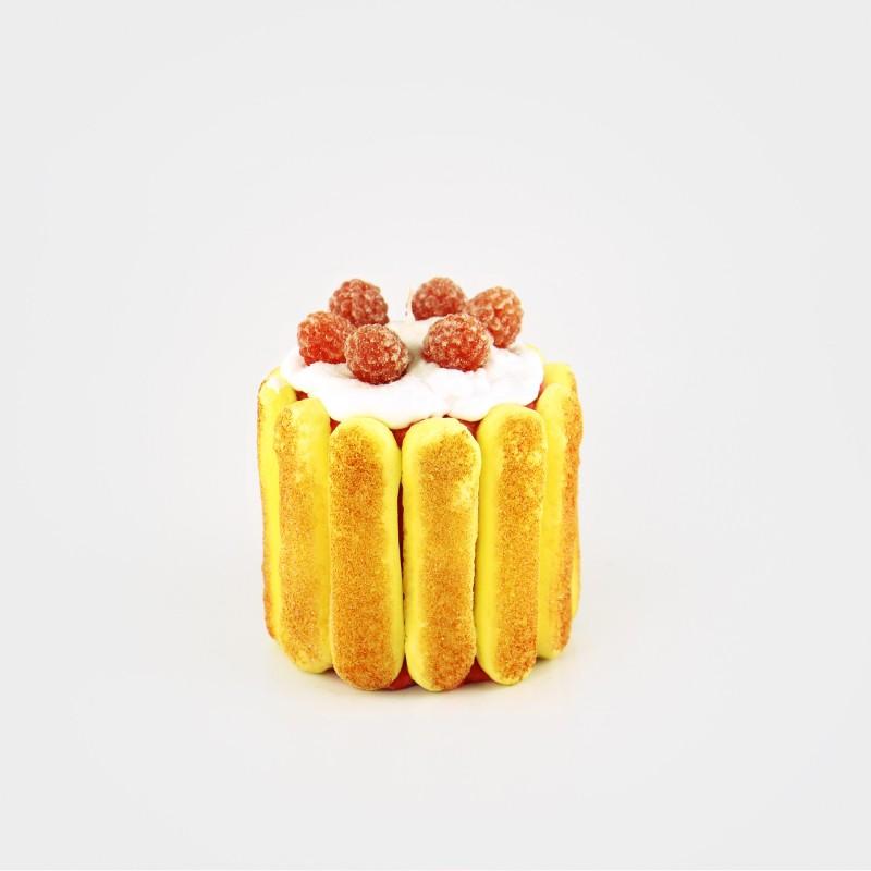 "Kerze ""Torta Savoiardi"""