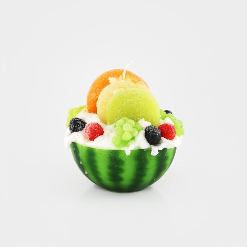 """Kerze """"Melone"""""""