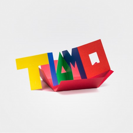 Tiamo Faltkarte