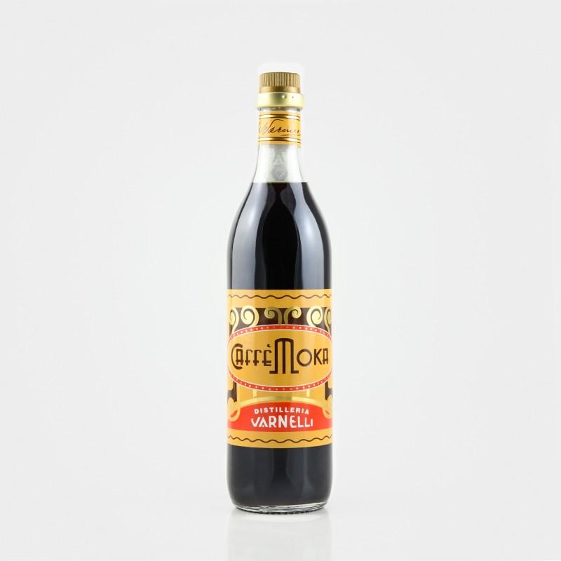 Varnelli, Caffè Mokka-Likör aus den Marken ist einer der besten Kaffeeliköre!
