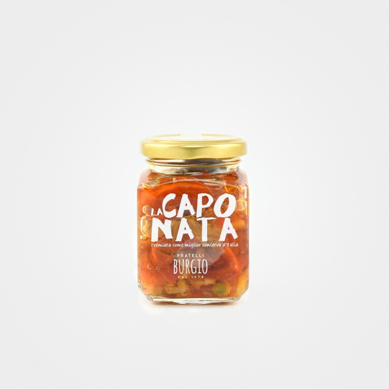 "Fratelli Burgio ""Caponata"" aus Sizilien"