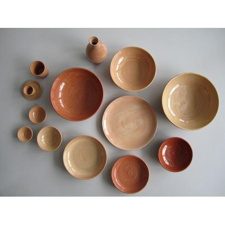 "Iris Roth ""Earth Collection"" Schale (ø19cm) aus Mailand"