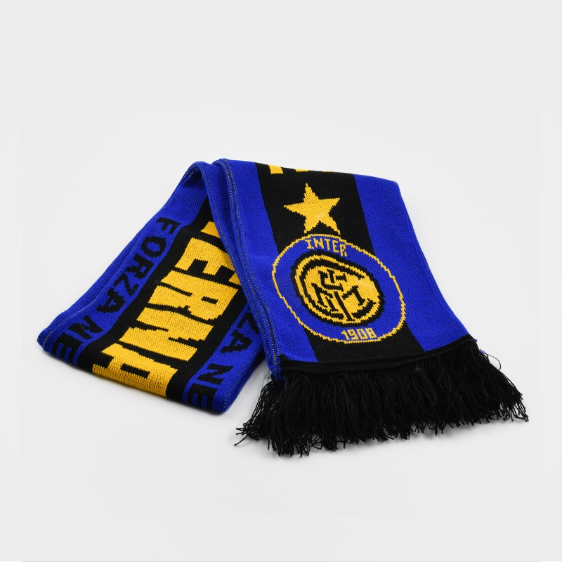 "Fussball-Schal ""Inter Mailand"""