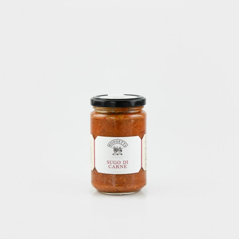Il Mongetto Fleischsoße mit Tomate