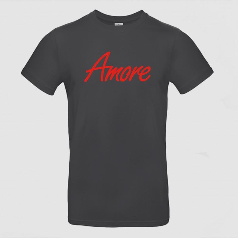 Amore T-Shirt, grau
