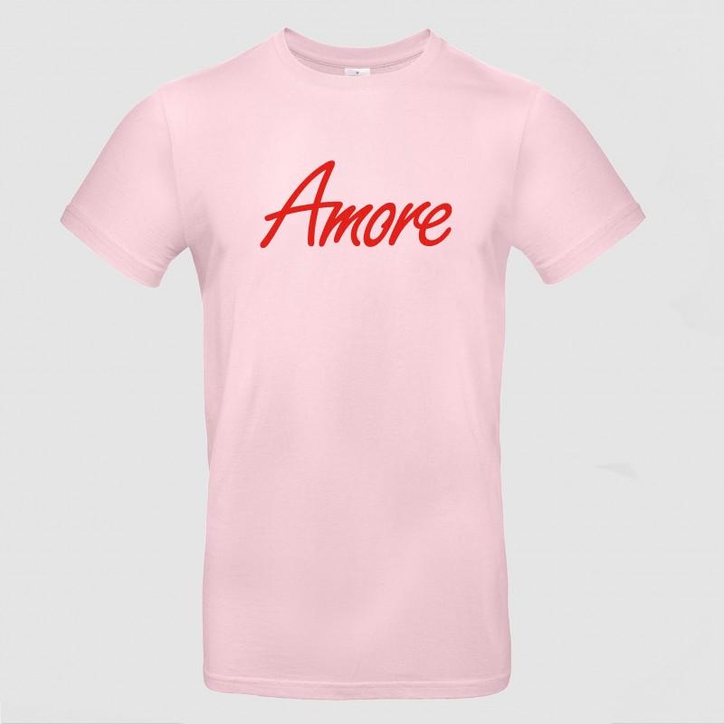 Amore T-Shirt, rosa