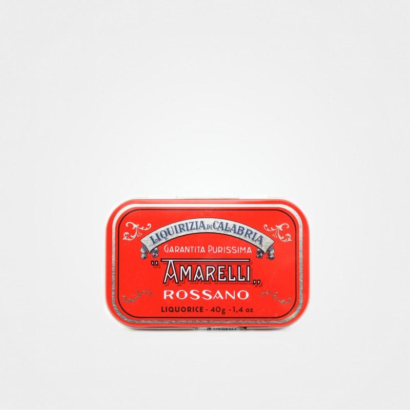 "Amarelli Lakritzpastillen ""Rossano"""