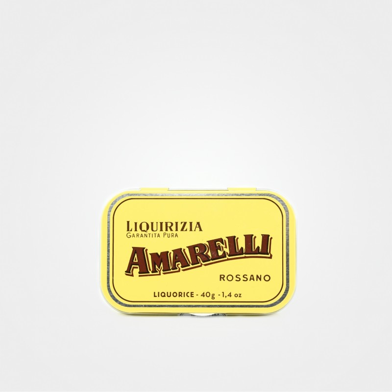 "Amarelli Lakritzpastillen ""Oro"""