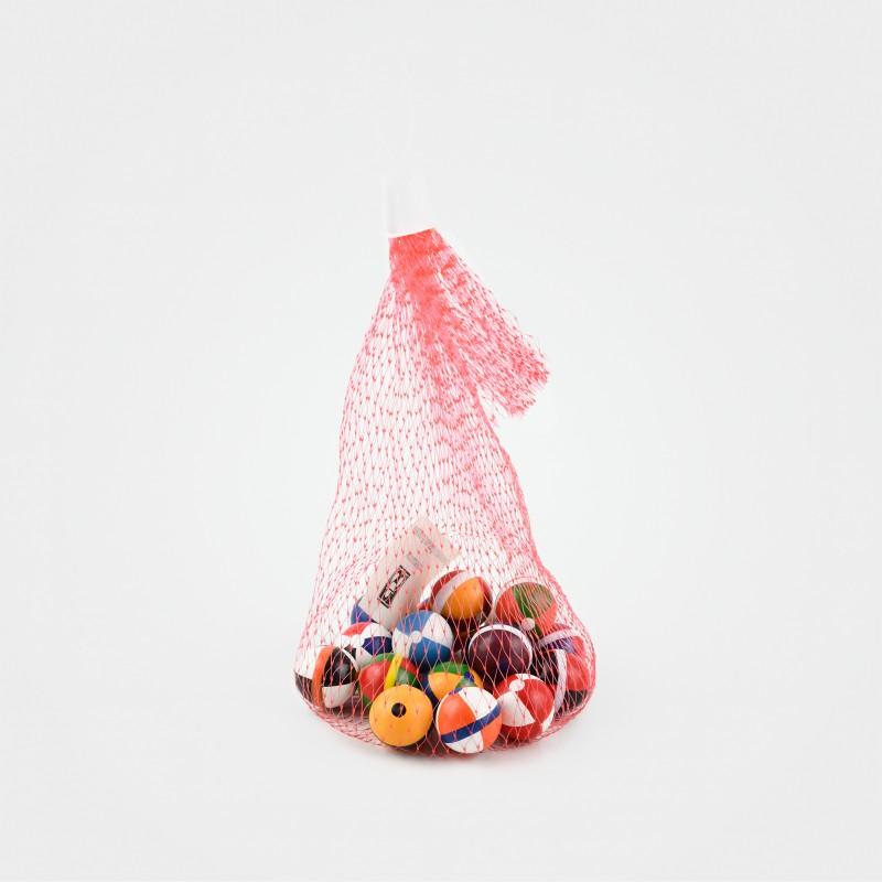 """Holzbälle """"Palio"""" aus Siena, Durchmesser: 1 cm"""